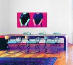 design nagyasztal